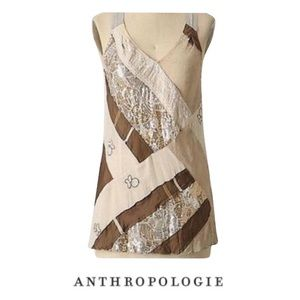 Anthropologie Tiny Brand Patchwork Tank